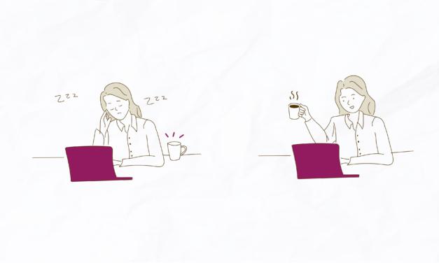 Nieuw rapport bespreekt het effect van koffie op onze  dagelijkse slaapcycli